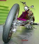 1750年代に作ったこのバイク。